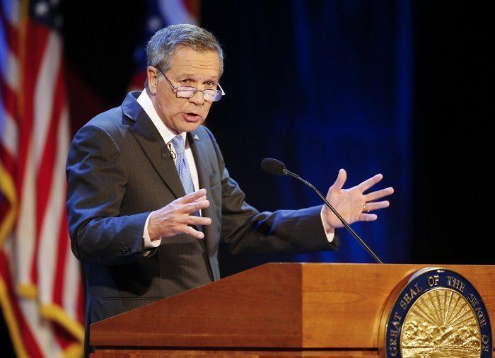 Ohio Governor Kasich Threatens to Veto Pro-Life Heartbeat Bill