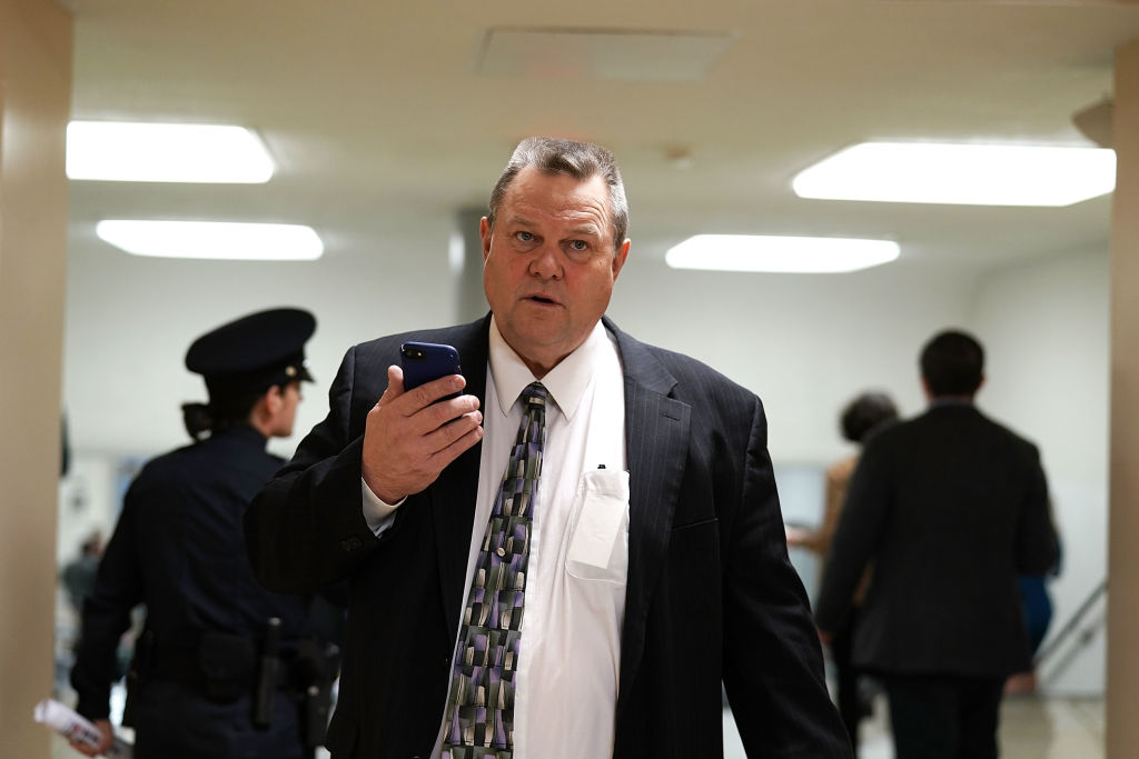 Jon Tester may lose Senate seat