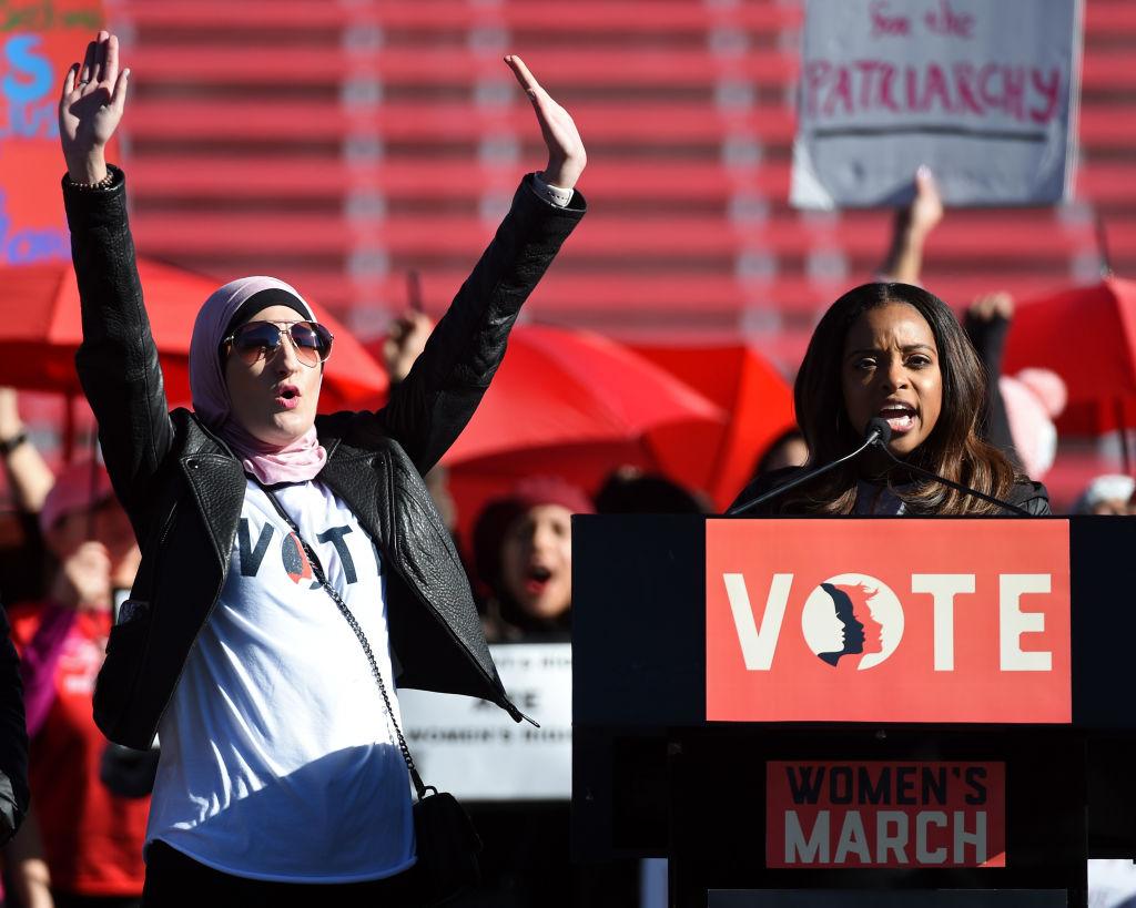 German group rescinds Women's March award