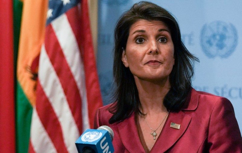 Nikki Haley Warns About Consequences of 'America's Dangerous Flirtation With Socialism'
