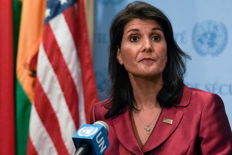 United Nations Nikki Haley
