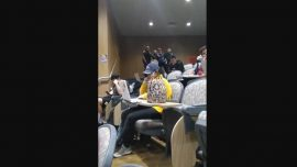 College Professor Calls Police on Student Who Put Her Feet Up in Class