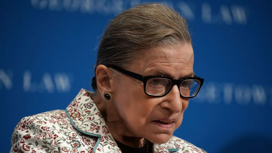 Fox Accidentally Shows Graphic Saying Supreme Court Justice Ginsburg Is Dead