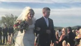 Helicopter Carrying Texas Newlyweds Crashed Into Hill