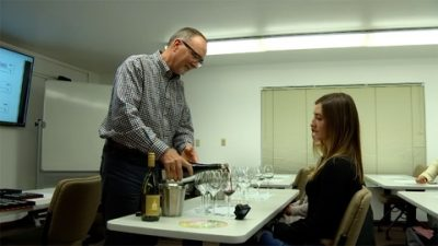 Oregon College Offers Wine-Making Degree
