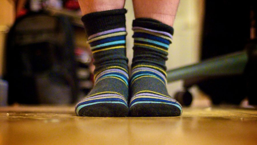 Man Hospitalized With Severe Lung Infection After Sniffing Own Socks