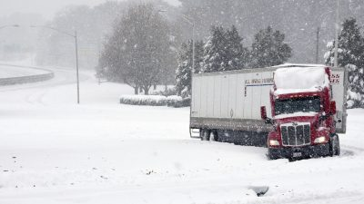 Winter Storms and 'Arctic Temperatures' to Hit the US