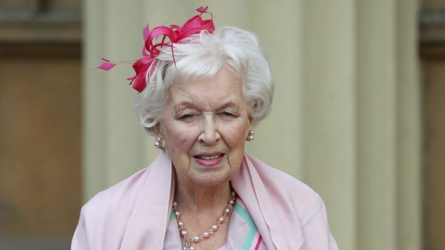 Tributes as Absolutely Fabulous actress June Whitfield passes away aged 93