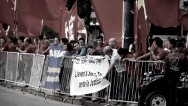 Falun Gong Practitioners at G-20 Arrested for Peacefully Protesting Chinese Regime's Abuses