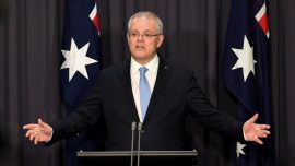 Australia to Trim Government as Prime Minister Demands Policy Delivery