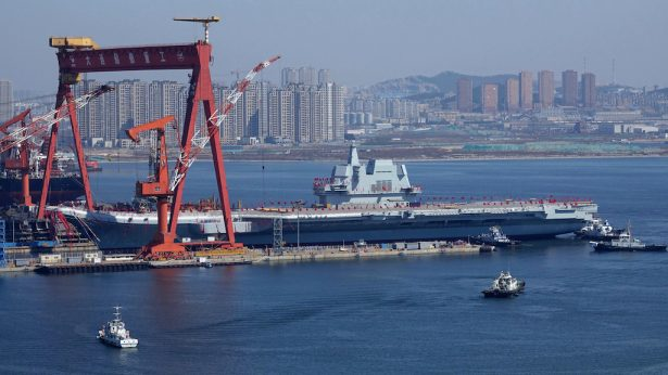 Senior Official of Chinese State-Owned Shipbuilding Company Sacked for Corruption