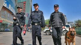 China Subjects Police to Points System to Arrest People of Faith