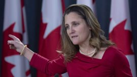 Canada Calls on China to Release Detained Canadians, Allies Voice Support