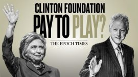 Clinton Foundation 'Pay to Play' Model Under Investigation [Infographic]