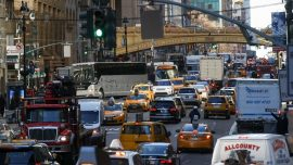 Widespread Power Outages Reported in Parts of Manhattan Causing Mayhem for Traffic, Subway