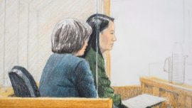 Bail Hearing of Arrested Huawei CFO Meng Goes to Third Day