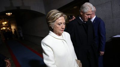 Private Investigators Tell House Subcommittee Clintons Could Owe Taxes on Hundreds of Millions of Dollars