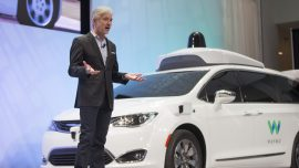 Waymo Self-Driving Service Launches in Phoenix