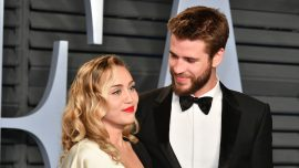 Report: Miley Cyrus, Liam Hemsworth Expecting a Child