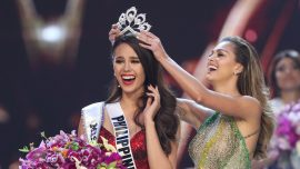 Philippines Contestant Catriona Gray Crowned Miss Universe