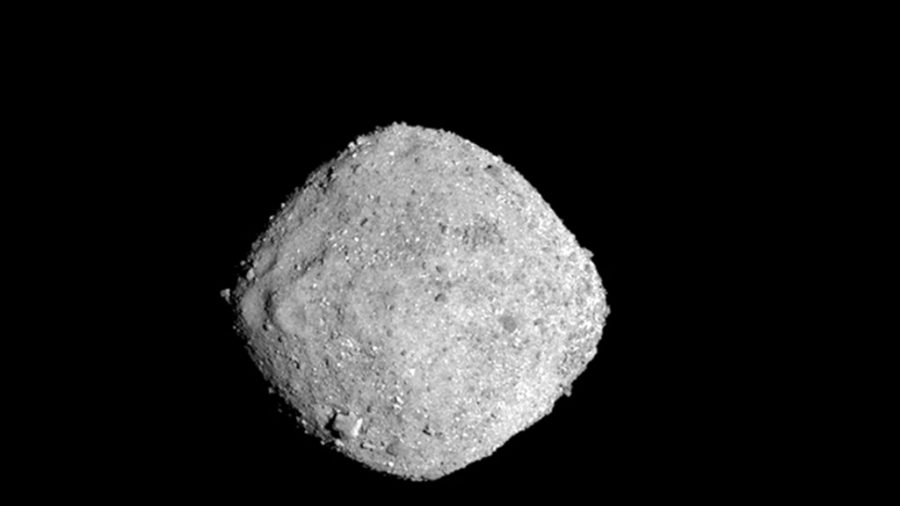 NASA Spacecraft Arrives at Ancient Asteroid
