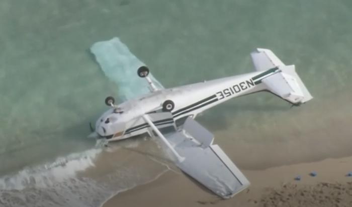 Small Plane Crashes Near Dubai's Busy Airport, Killing 4