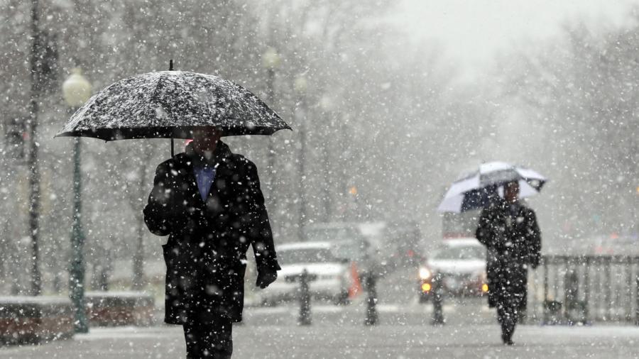 Northern Arizona Gets Rare Dose of Late-Season Snow
