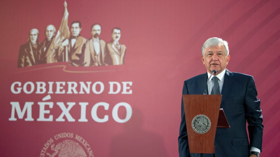 Mexico's President Urges US House of Representatives to Pass Trade Deal