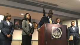Prosecutor Sues Justice Department Over Man Shot 59 Times