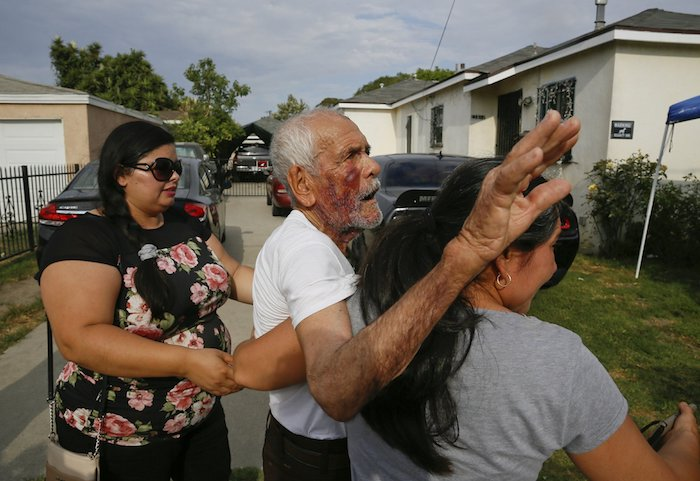 California Woman Pleads in Elderly Man's Beating With Brick