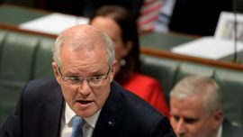 Australian PM Scott Morrison Says Govt Will Protect Religious Freedom
