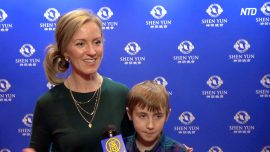 Spirituality in Shen Yun Resonates With Houston Audience
