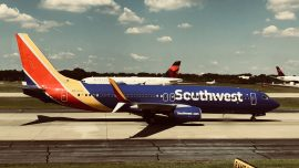 Southwest Pilots Streamed Video From Bathroom Cam: Lawsuit