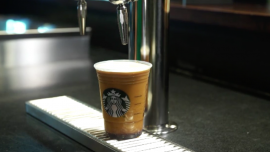 Starbucks Is Expanding Nitro Cold Brew to All US Stores