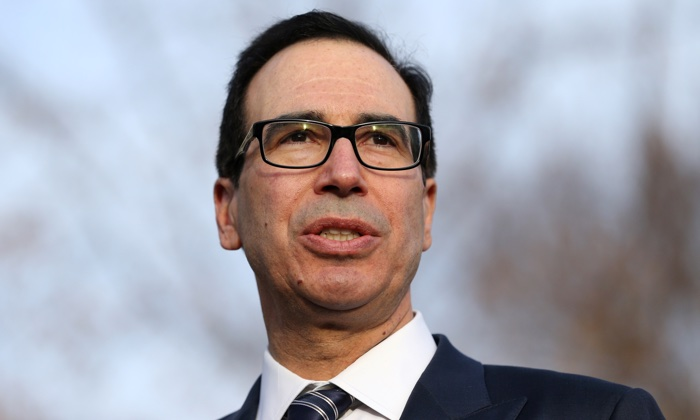 Treasury Secretary Mnuchin Denies Democrats' Request for Trump Tax Return