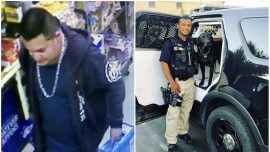 Arrest Made in Killing of California Police Officer, Suspect is Illegal Immigrant