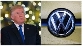 Trump Lauds Volkswagen's $800 Million Expansion in US as 'Big Win'