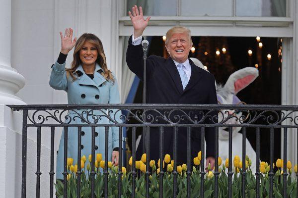 Trump-Melania-easter-2018-600x400