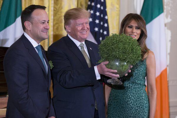 Trump-Melania-shamrock-bowl-2018-600x400