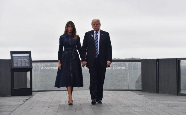 Trump-and-Melania-911-600x370
