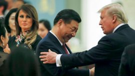 America Competes With China's Belt and Road