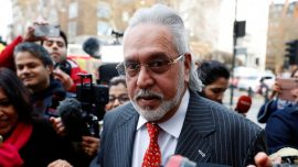 UK Court Orders Indian Tycoon Mallya to Be Extradited on Fraud Charges