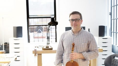 Paul Crowley: The Violin Maestro of Brooklyn