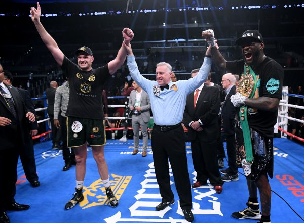 Deontay Wilder Confirms Fury Rematch: 'I Can't Wait for Wilder-Fury2'