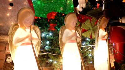 An Educational Display of American Christmas Culture: The Dyker Heights