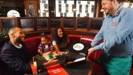 British Restaurant Launches Trial: Free Kids Meals If Parents Don't Use Their Phones