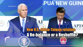 New US-China-Taiwan Relations: A Rebalance or a Reshuffle?