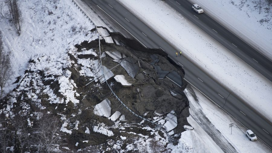 4.1 Magnitude Quake Is Anchorage Area's Biggest Aftershock in Months
