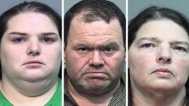 Walmart Santa Who Police Say Buried His Kids in Backyard Charged With Murder