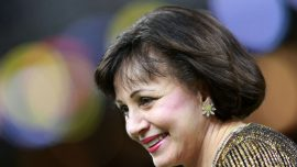 New Orleans Saints Owner Gayle Benson Pays Off Hundreds of Walmart Layaway Orders